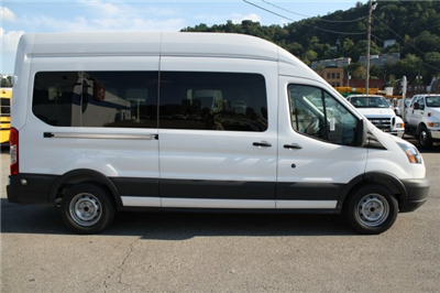 2015 Transit 350 High Roof 4x2,  Passenger Wagon #KA00559 - photo 3