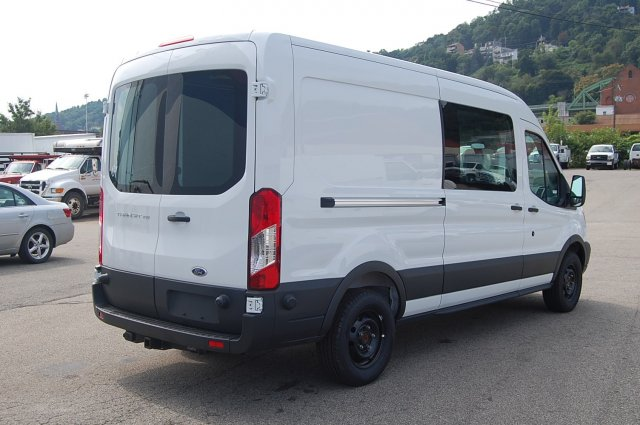 2015 Transit 150 Medium Roof Cargo Van #KA03698 - photo 2