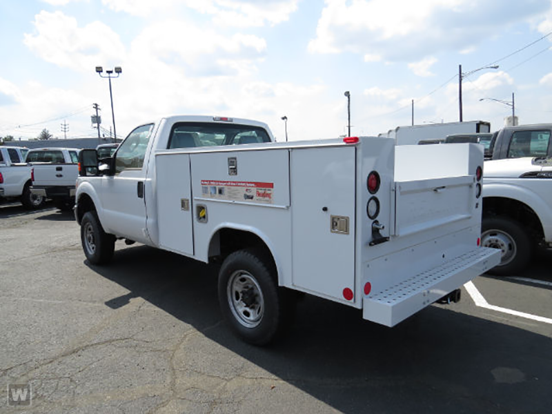 2015 F-250 Regular Cab 4x4, Reading SL Service Body Service Body #REAEC84340 - photo 3