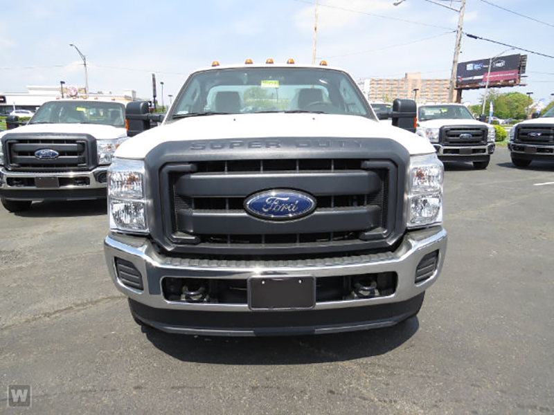 2015 F-250 Regular Cab 4x4,  Reading SL Service Body #REAEC84340 - photo 4
