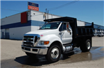 2015 F-750 Regular Cab DRW,  Imperial Dump Body #V099451 - photo 1