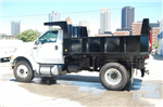 2015 F-750 Regular Cab DRW 4x2,  Imperial Dump Body #V099451 - photo 5