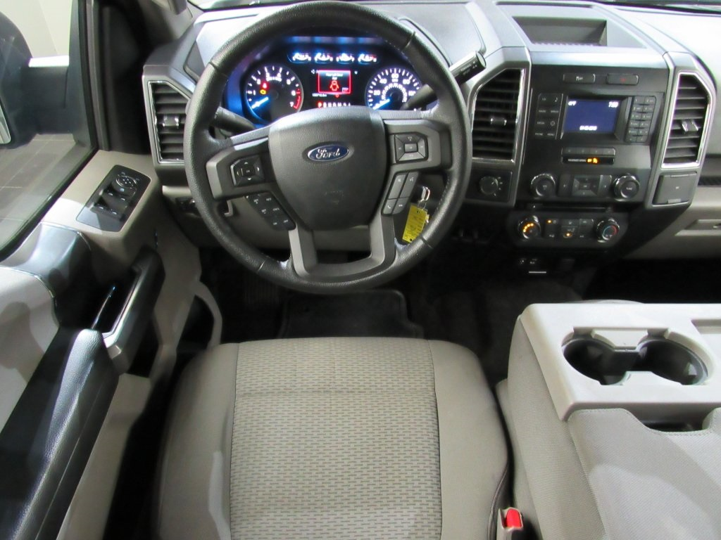 2015 F-150 SuperCrew Cab 4x4,  Pickup #D28643 - photo 12
