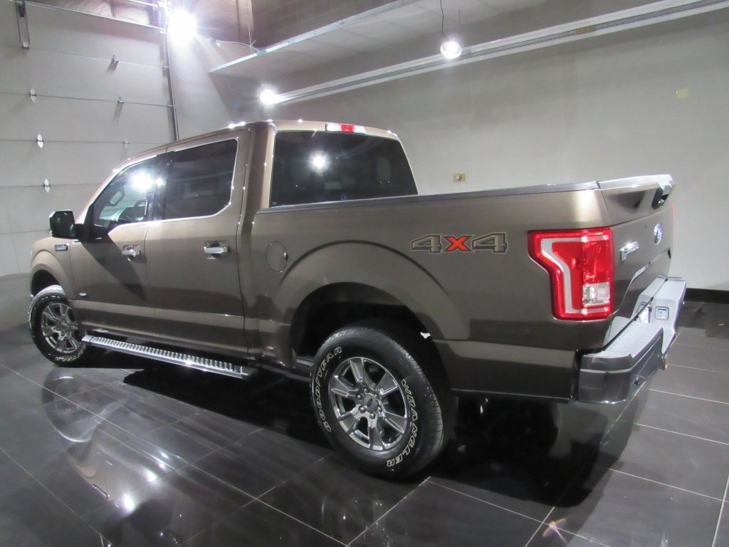2015 F-150 SuperCrew Cab 4x4,  Pickup #D28643 - photo 5