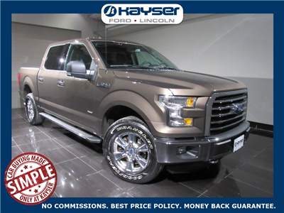 2015 F-150 SuperCrew Cab 4x4,  Pickup #D28643 - photo 1