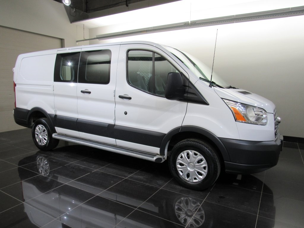 2016 Transit 250 Low Roof 4x2,  Empty Cargo Van #D28674 - photo 5