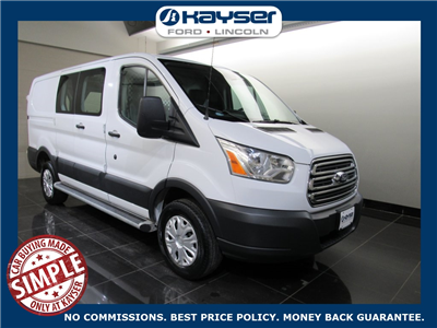 2016 Transit 250 Low Roof 4x2,  Empty Cargo Van #D28674 - photo 1