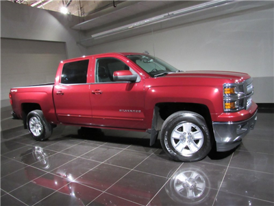 2015 Silverado 1500 Crew Cab 4x4,  Pickup #D28765 - photo 3