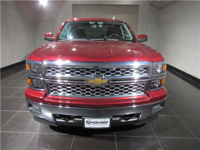 2015 Silverado 1500 Crew Cab 4x4,  Pickup #D28765 - photo 4