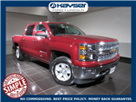 2015 Silverado 1500 Crew Cab 4x4,  Pickup #D28765 - photo 1