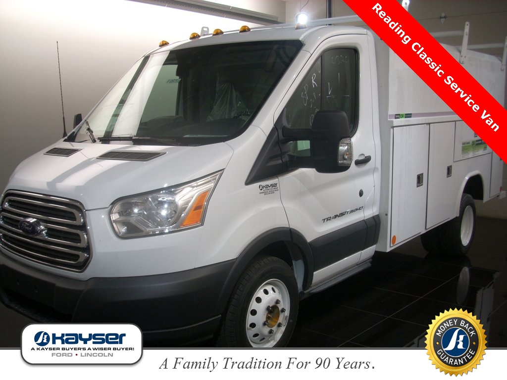 2015 transit 350 hd low roof drw reading service utility van f0979 photo 2015