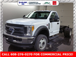 2017 F-550 Regular Cab DRW Cab Chassis #H0001 - photo 1
