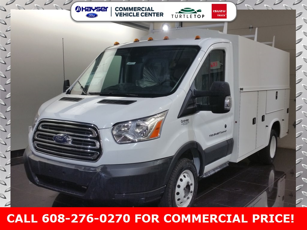 New 2017 Ford Transit 350 Hd Service Utility Van For Sale In Madison