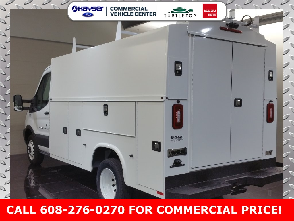 Ford Transit Cutaway >> New 2017 Ford Transit 350 HD Service Utility Van | For Sale in Quincy, IL