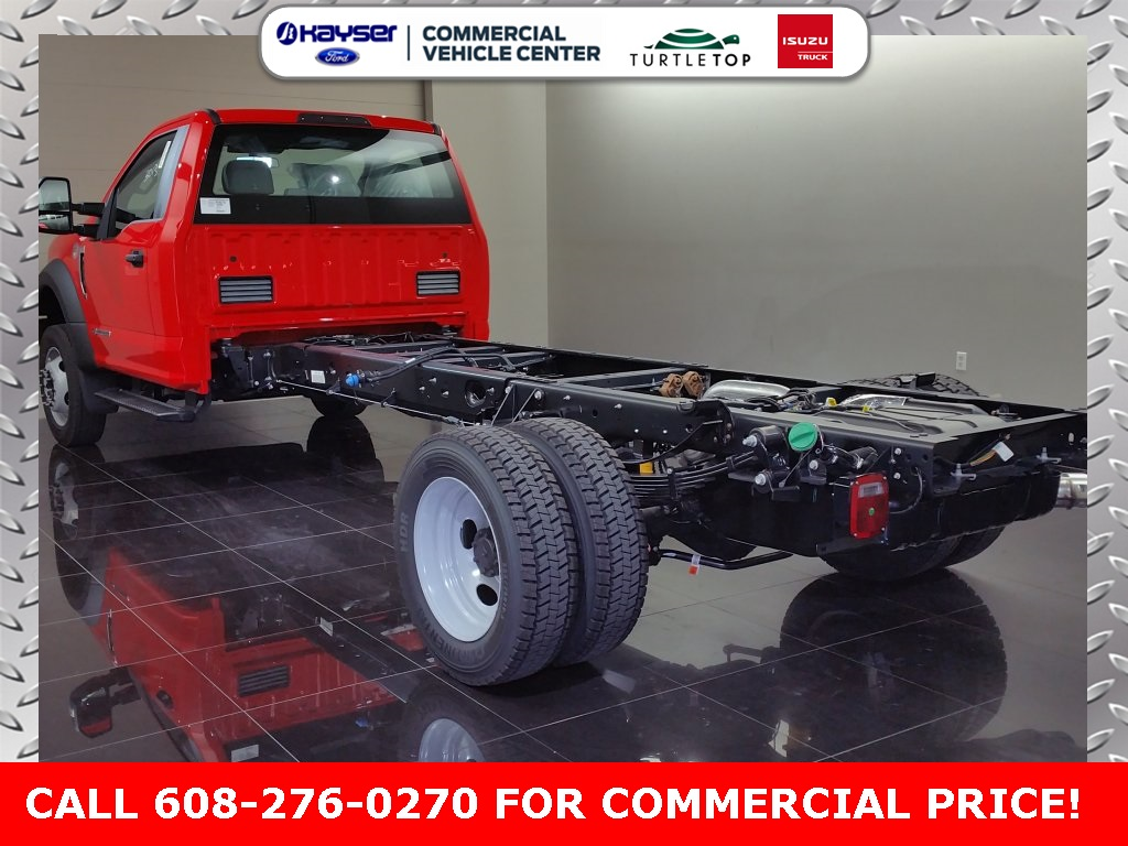 2017 F-550 Regular Cab DRW 4x4, Cab Chassis #H0023 - photo 2