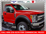 2017 F-550 Regular Cab DRW 4x4 Cab Chassis #H0023 - photo 3
