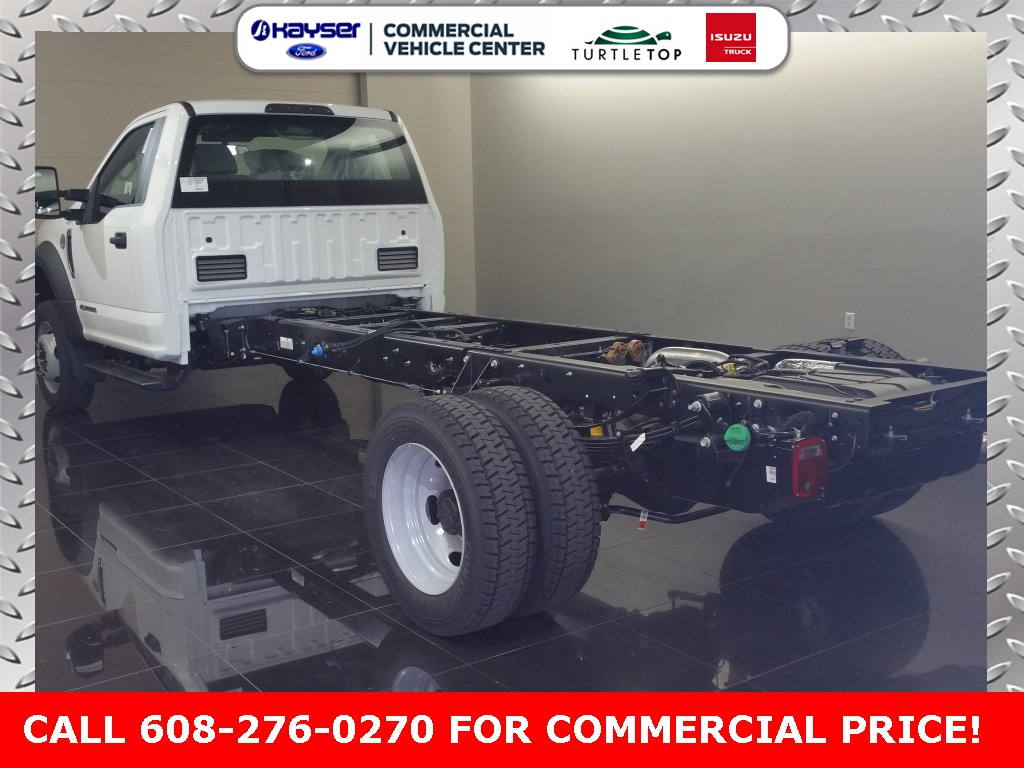 2017 F-550 Regular Cab DRW 4x4, Cab Chassis #H0028 - photo 2