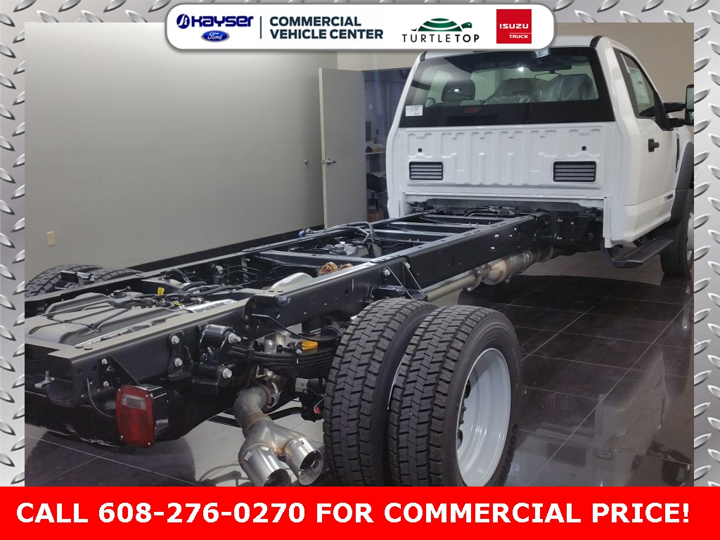 2017 F-550 Regular Cab DRW 4x4, Cab Chassis #H0028 - photo 4