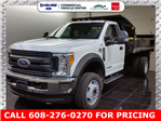 2017 F-550 Regular Cab DRW 4x4, Monroe MTE-Zee Dump Dump Body #H0040 - photo 1