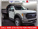2017 F-550 Regular Cab DRW 4x4, Monroe MTE-Zee Dump Dump Body #H0040 - photo 3