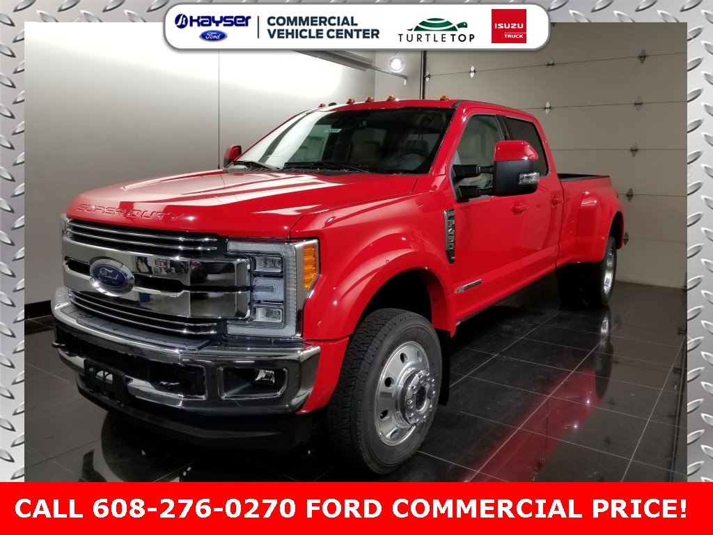 2017 F-450 Crew Cab DRW 4x4, Pickup #H0099 - photo 1