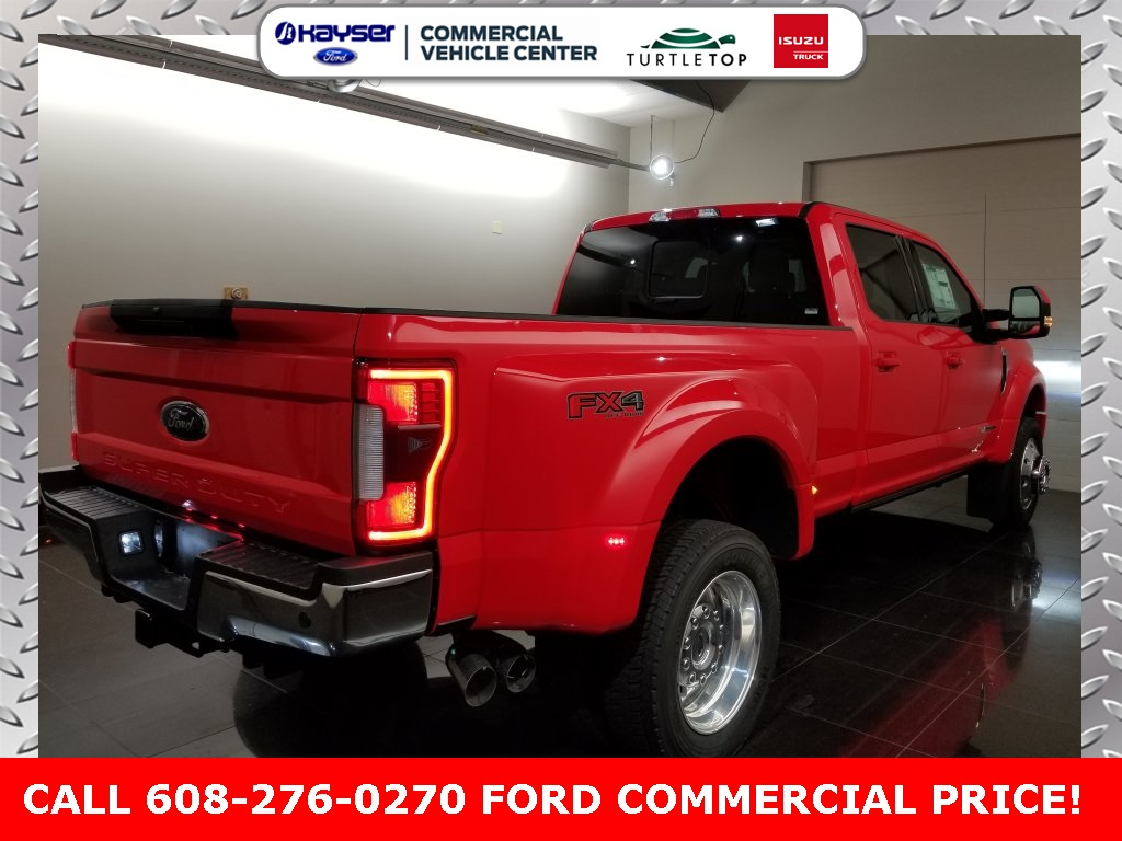 2017 F-450 Crew Cab DRW 4x4, Pickup #H0099 - photo 4
