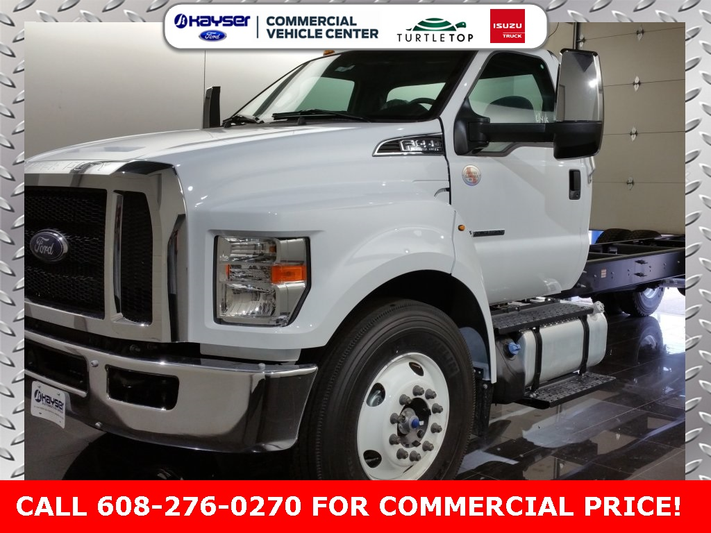2017 F-650 Regular Cab Cab Chassis #H0105 - photo 1