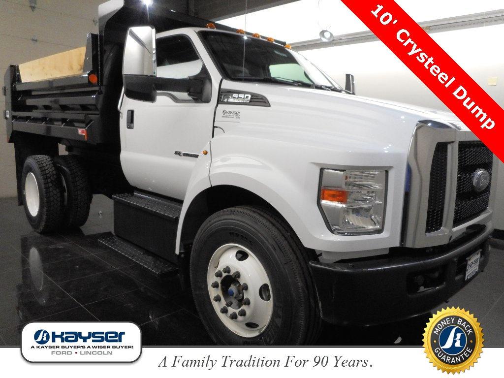 2017 F-650 Regular Cab, Crysteel Dump Body #H0702 - photo 3