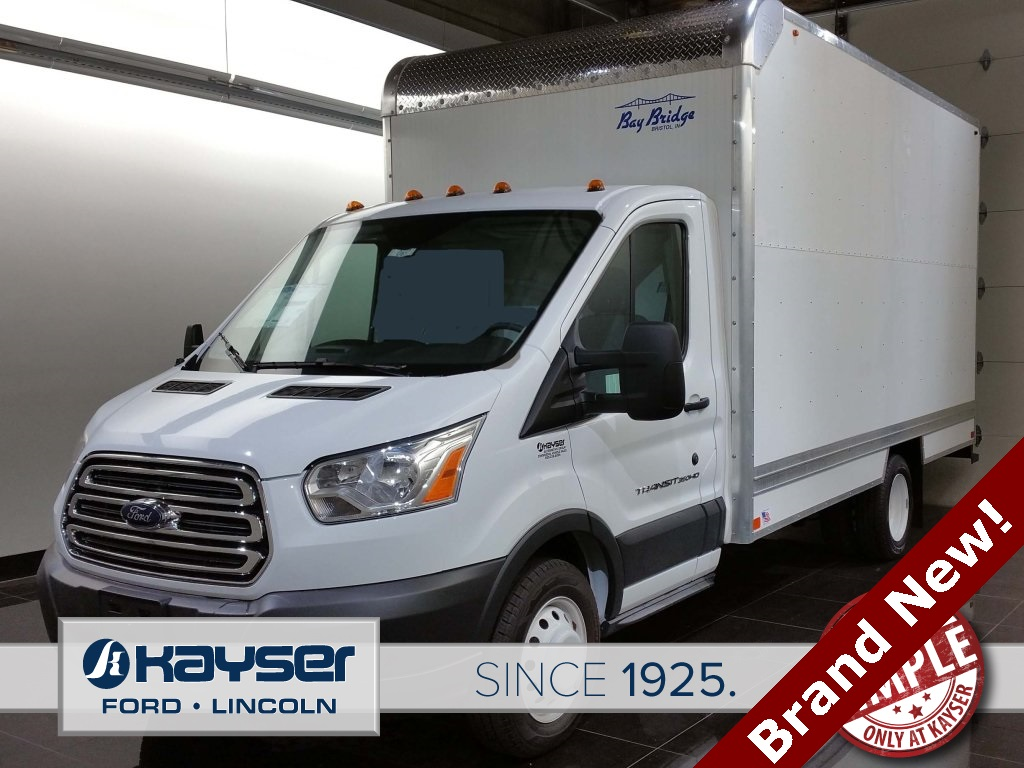 2017 Transit 350 HD DRW 4x2,  Bay Bridge Classic Cutaway Van #H0719 - photo 1