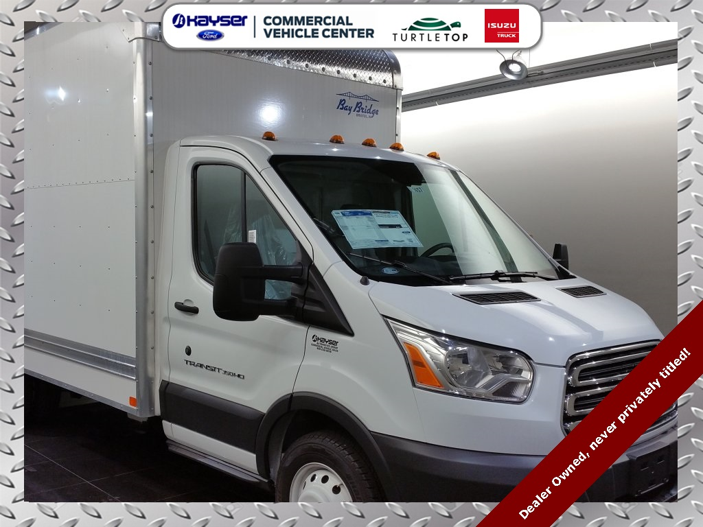 2017 Transit 350 HD DRW 4x2,  Bay Bridge Classic Cutaway Van #H0719 - photo 3