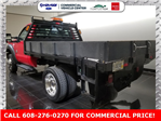 2011 F-550 Regular Cab DRW 4x4,  Platform Body #H0761A - photo 2