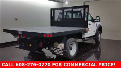 2017 F-550 Regular Cab DRW 4x4, Monroe Versa-Line Platform Platform Body #H0762 - photo 2