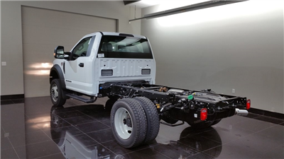 2017 F-550 Regular Cab DRW 4x4,  Cab Chassis #H0763 - photo 2
