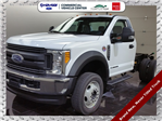 2017 F-550 Regular Cab DRW 4x4,  Cab Chassis #H0763 - photo 1
