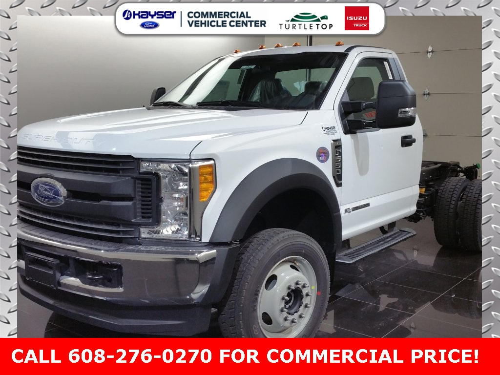 2017 F-550 Regular Cab DRW 4x4, Cab Chassis #H0764 - photo 1