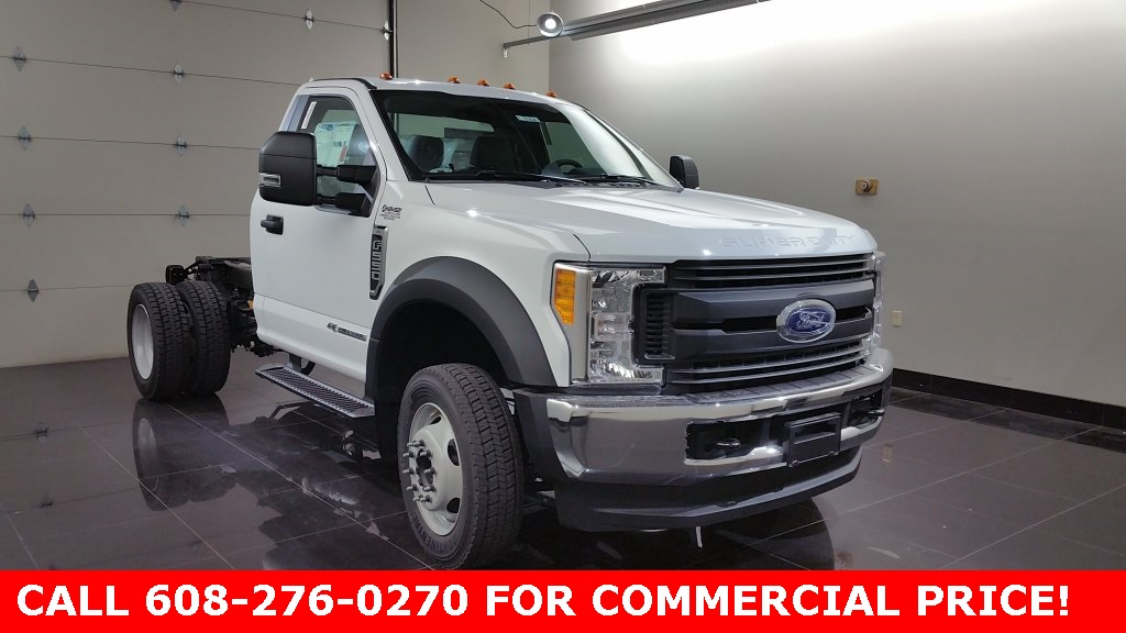 2017 F-550 Regular Cab DRW 4x4, Cab Chassis #H0764 - photo 4
