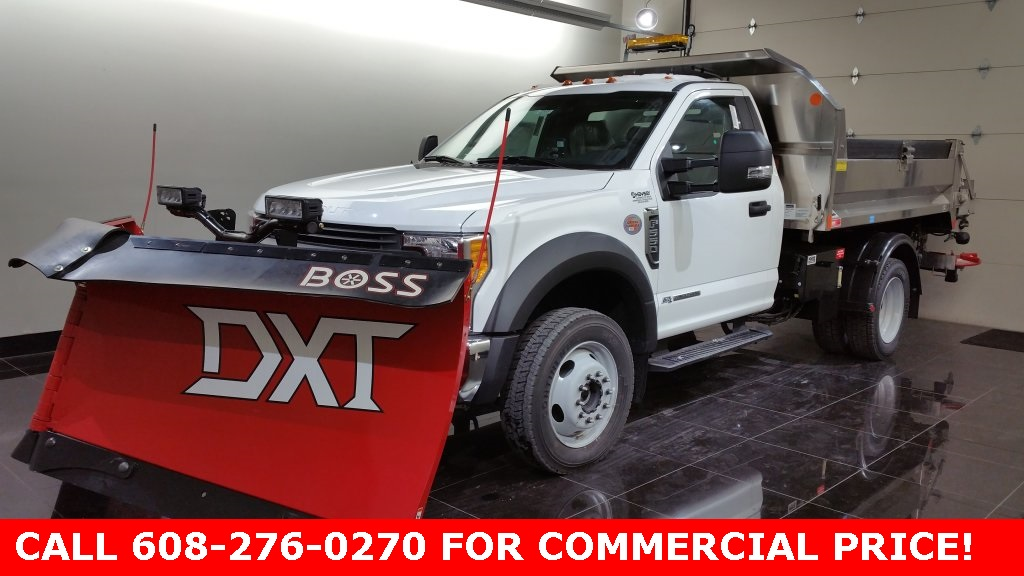 2017 F-550 Regular Cab DRW 4x4, Monroe Dump Body #H0773 - photo 3