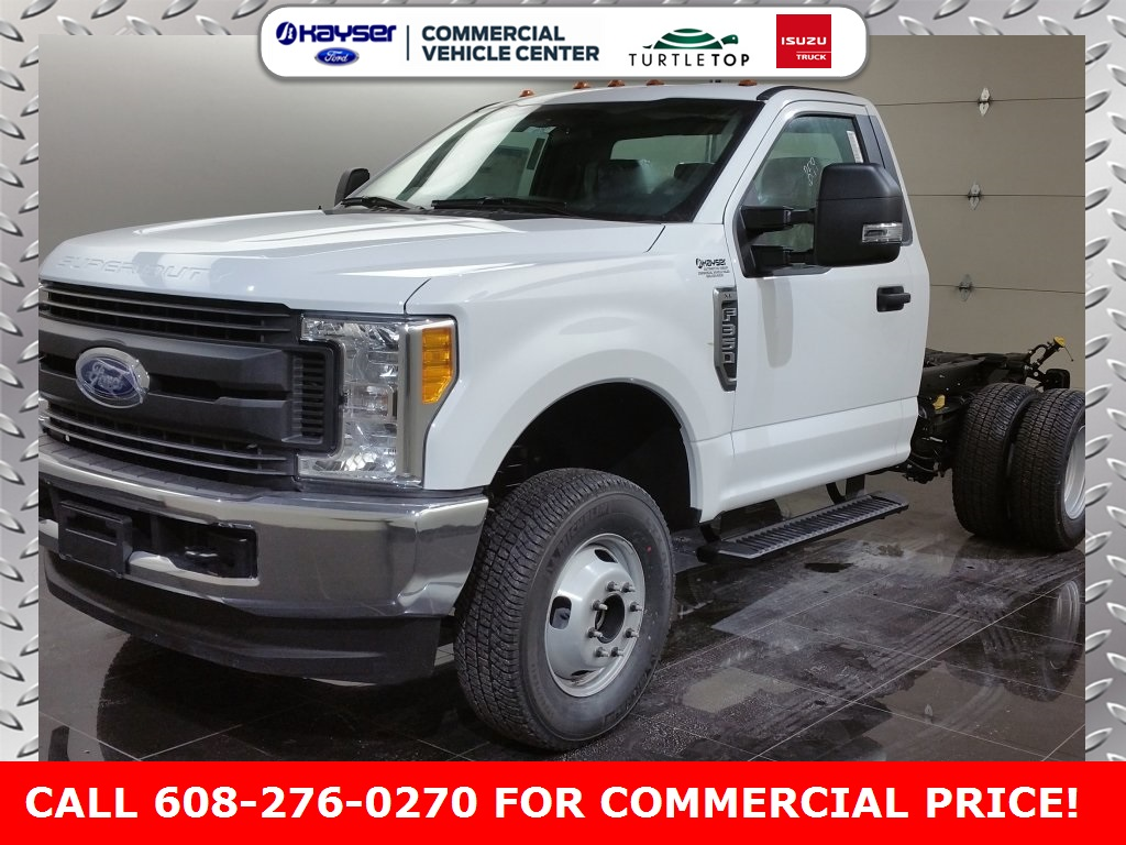 2017 F-350 Regular Cab DRW 4x4,  Cab Chassis #H0786 - photo 1