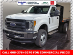 2017 F-350 Regular Cab DRW 4x4,  Monroe Work-A-Hauler II Platform Body #H0787 - photo 1