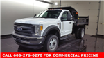 2017 F-550 Regular Cab DRW 4x4, Monroe Dump Body #H0788 - photo 1