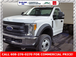 2017 F-550 Regular Cab DRW,  Cab Chassis #H0841 - photo 1