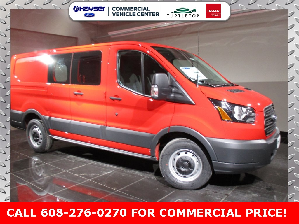 2017 Transit 150 Low Roof Cargo Van #H0845 - photo 4