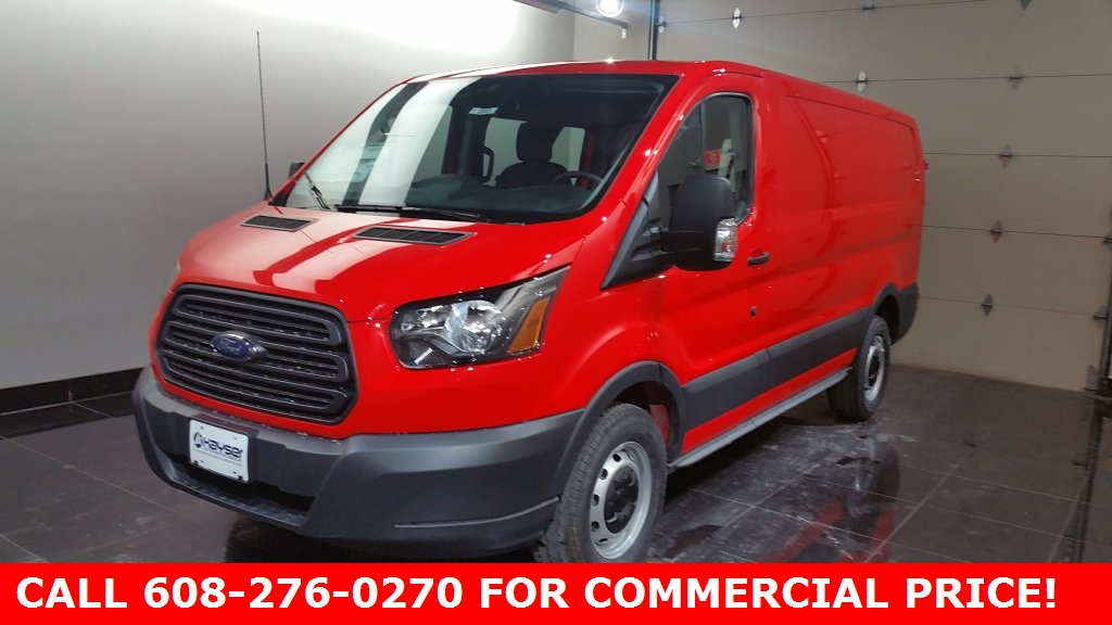 2017 Transit 150 Low Roof Cargo Van #H0848 - photo 8