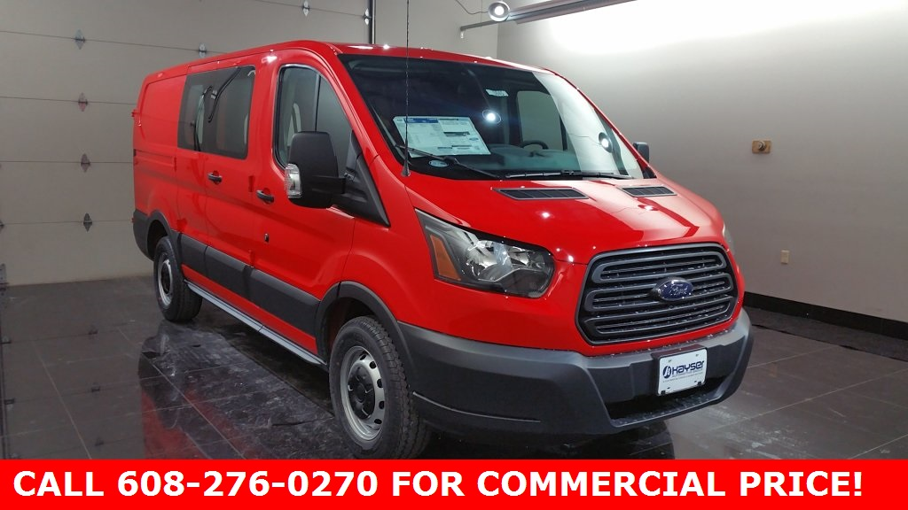 2017 Transit 150 Low Roof Cargo Van #H0848 - photo 3