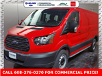 2017 Transit 150 Low Roof Cargo Van #H0848 - photo 1