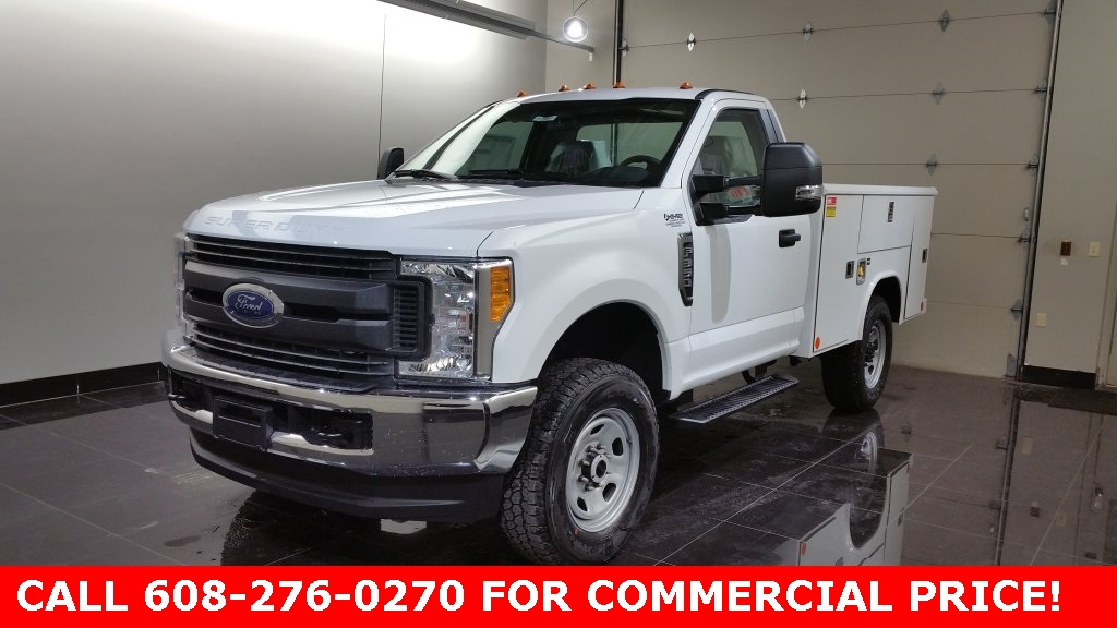 2017 F-350 Regular Cab 4x4, Reading Service Body #H0869 - photo 3