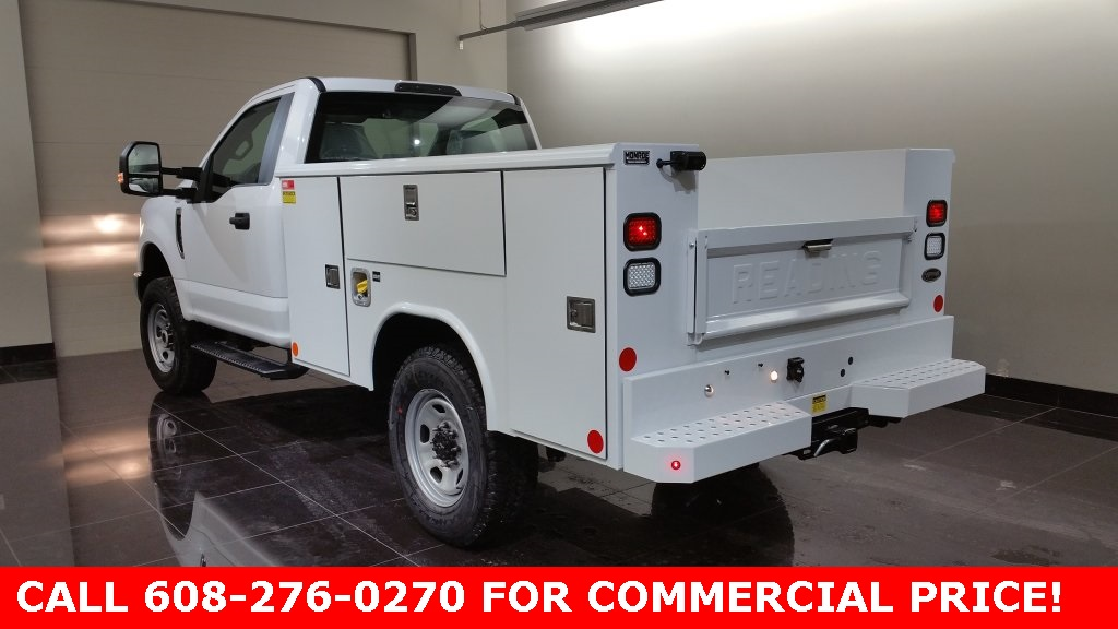 2017 F-350 Regular Cab 4x4, Reading Classic II Steel Service Body #H0877 - photo 2