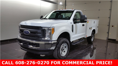2017 F-350 Regular Cab 4x4, Reading Classic II Steel Service Body #H0877 - photo 3