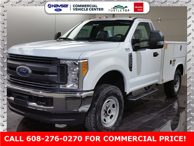2017 F-350 Regular Cab 4x4, Reading Classic II Steel Service Body #H0877 - photo 1