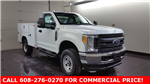 2017 F-350 Regular Cab 4x4, Reading Classic II Steel Service Body #H0877 - photo 4